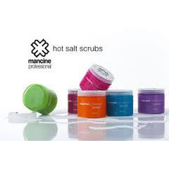Mancine Hot Salt Scrubs